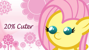 Fluttershy as a Baby