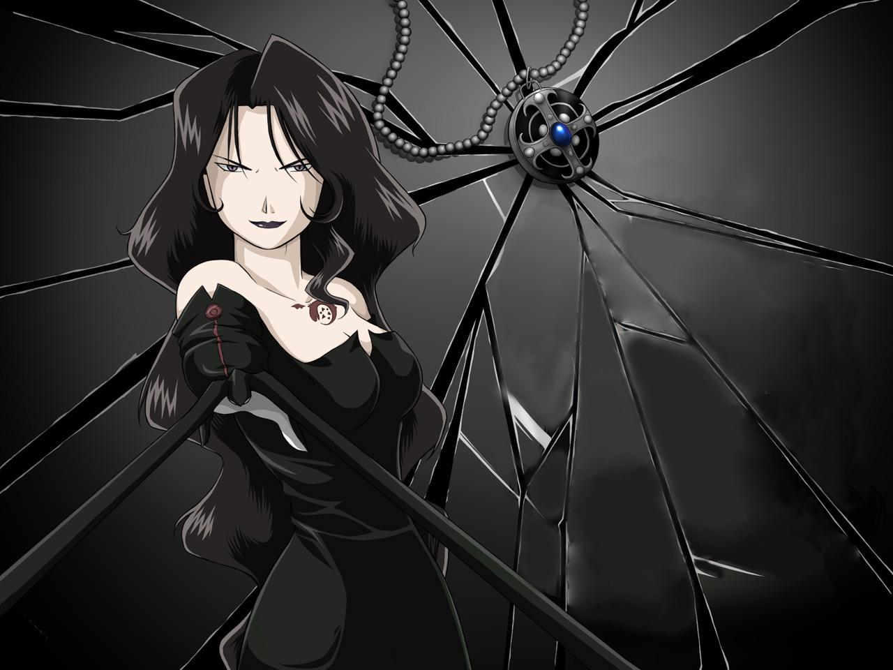 Lust from Fullmetal Alchemist: Brotherhood - IllusionDolls ...