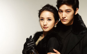 Kim Bum and Ariel Lin for Echitoo