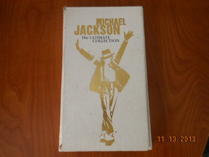 "2004 Boxed Set, ""Michael Jackson: The Ultimate Collection"""