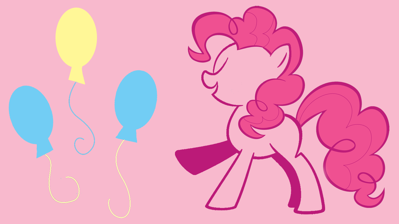 Pinkie Pie Wallpaper My Little Pony Friendship Is Magic Foto