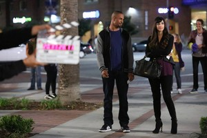 "Behind the Scenes fotos from NEW GIRL: ""Longest Night Ever"""