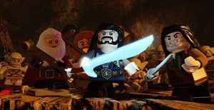 LEGO - Battle in the Goblin Cave