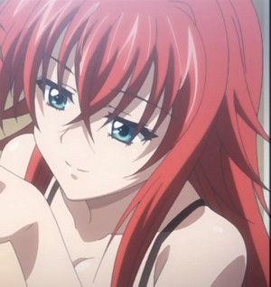 Rias - High School DXD