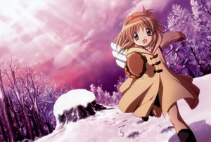 Ayu from Kanon