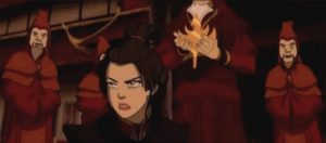Azula, Screencap ♥