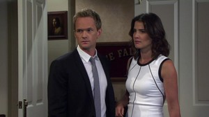 Barney and Robin