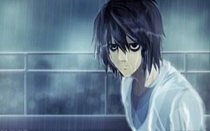 L Fan Art Death Note