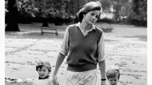 Exhibitions opens with unseen photos of Princess Diana