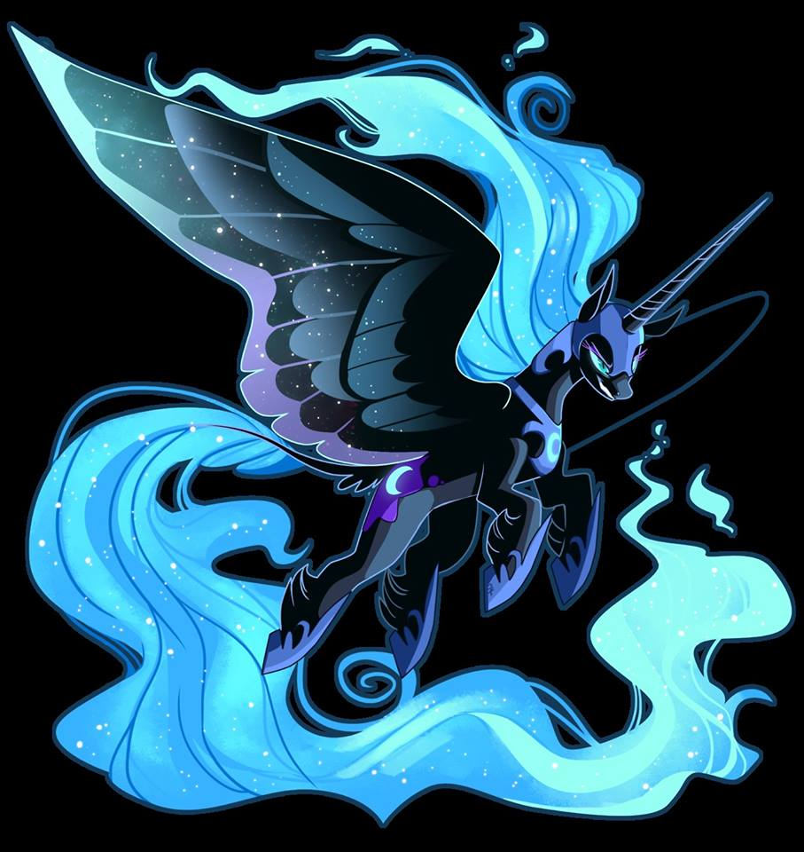 Nightmare Moon - My Little Pony Friendship is Magic Photo ...