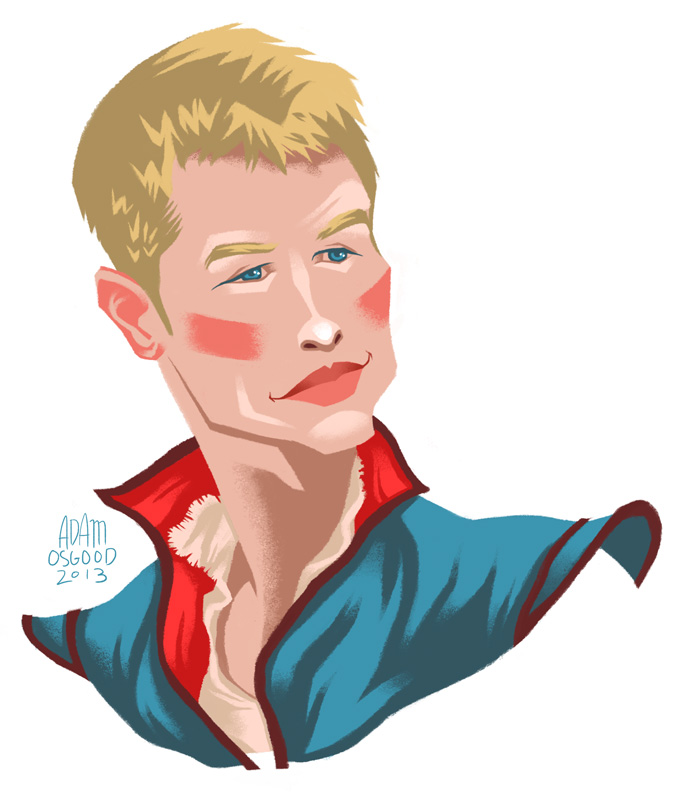 Prince Charming Ouat Once Upon A Time Fan Art 36294966 Fanpop