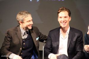 Sherlock Season 3 - BFI Screening