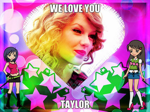 pizap taylor collages by me♥
