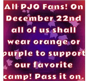 REMEMBER PJO FANS!!