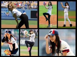 snsd pitch collection