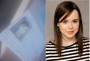 Jodie new passport