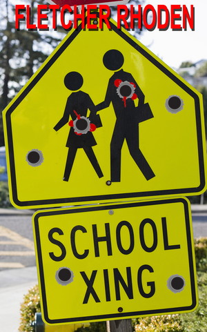School Xing front cover
