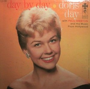 Doris Day Album Cover