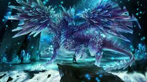Ice Dragon 壁纸