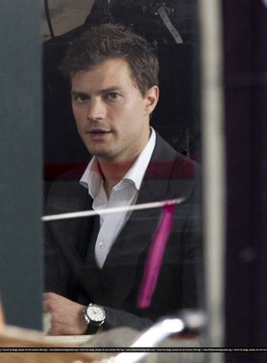 50 Shades of Grey 1st December Filming