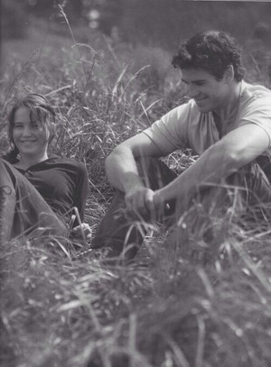 Katniss and Gale ✦