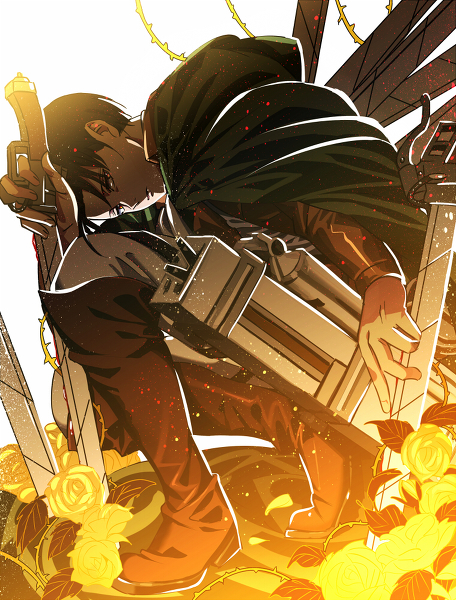 210 Aot (mostly levi) ideas in 2021   attack on titan levi