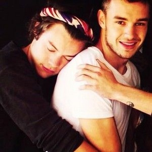 Harry Styles and Liam Payne♥