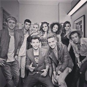 One Direction and Little Mix♥