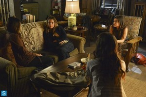 "Pretty Little Liars 4.15 ""Love ShAck Baby"""