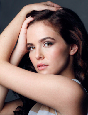 Zoey Deutch photoshoot with Afterglow magazine