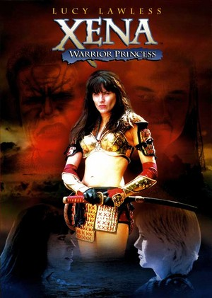 Xena the sexy warrior
