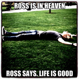ross lynch rossome