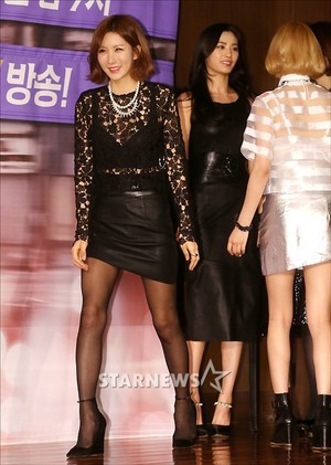After School at Beauty Bible Press Conference