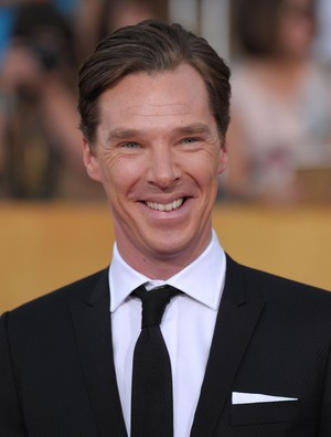 Benedict at the SAG Awards