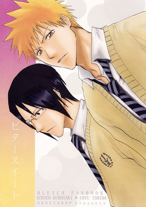 Ichigo and Uryu