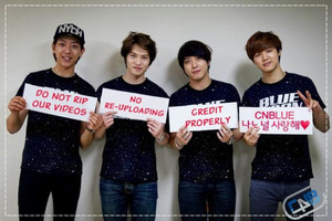 Cnblue Fighting