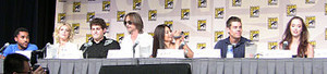 Robert Carlyle at Comic con