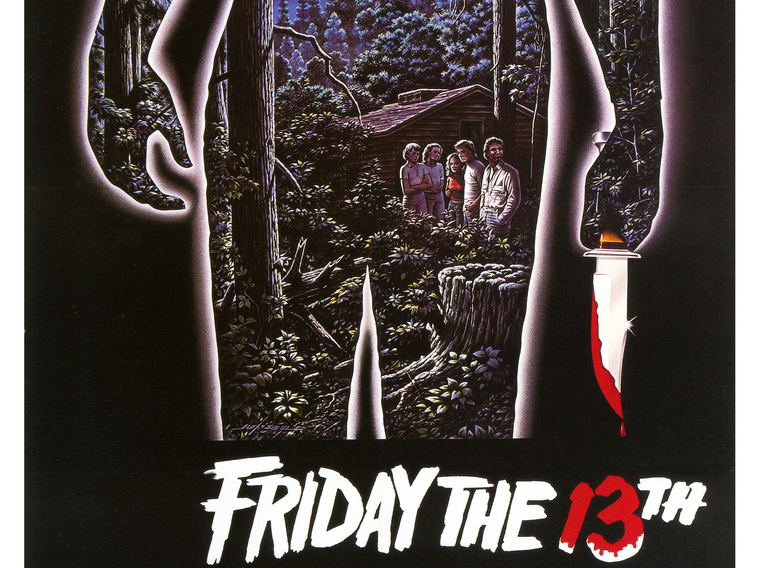 Friday The 13th Wallpapers Friday The 13th Wallpaper 36487601