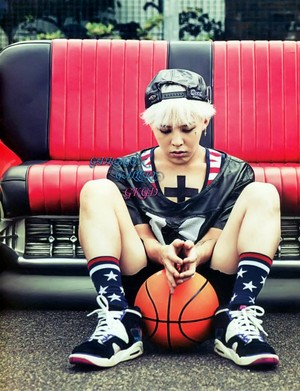 I love G Dragon <3