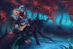 Ezreal and Varus