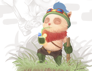 Captain Teemo