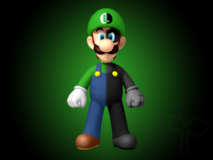 Luigi and Mr L in one