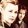 Kili and Tauriel