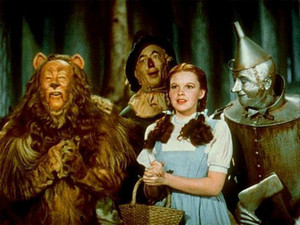 WIZARD OF OZ BOOK reportar