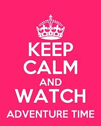 KEEP CALM AND WATCH AT