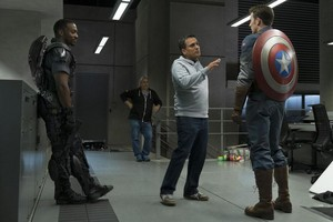 Captain America: The Winter Soldier - NEW Stills