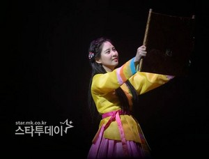 "Seohyun in ""Moon That Embraces The Sun"""