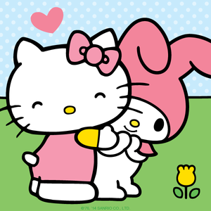 Hello Kitty and Marafiki