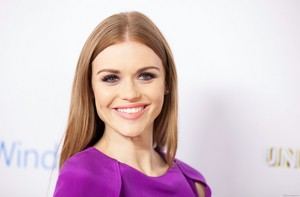 Holland attending Universal Music Group 2014 Post-Grammy Party