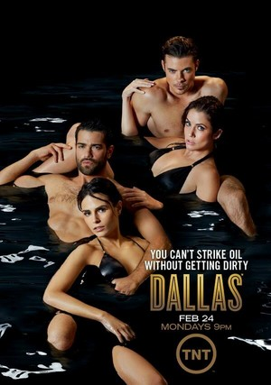 Dallas Season 3 Promotional Poster